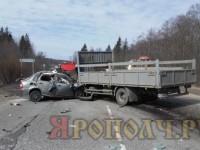 За прошедшую неделю в регионе в авариях погибли 4 человека. Обзор ДТП