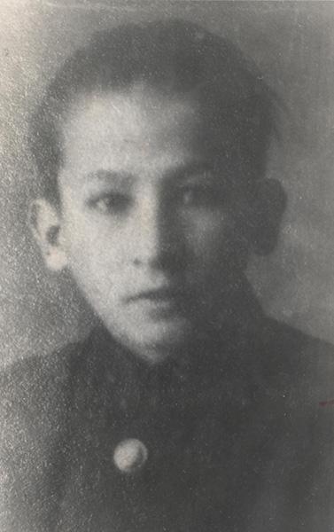Вячеслав Золотцев в 1943 году. Фото из архива Гороховецкого историко-архитектурного музея