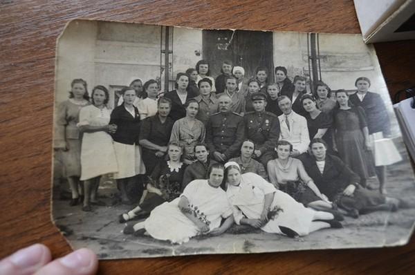 Госпиталь в годы войны