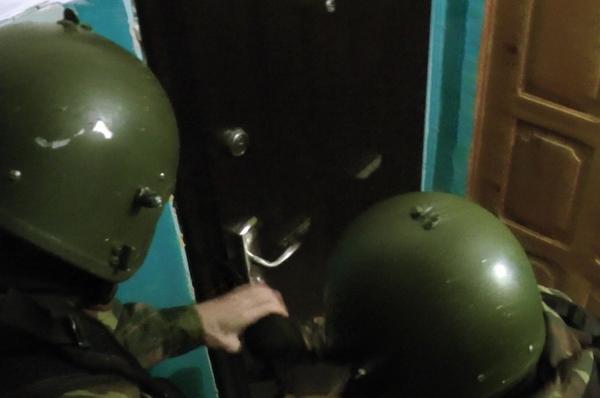 Вязники. Задержание подозреваемых в 2012 году.