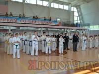 В городе Героев прошли соревнования по самому жёсткому каратэ в дисциплине ката