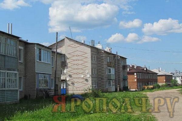Деревня Эдон Вязниковского района