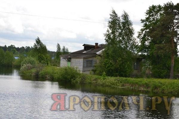 Деревня Серково Вязниковского района