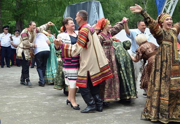 Орлова Светлана, Фатьяновский праздник, Вязники