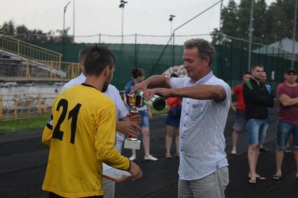 вязники, футбол, кубок главы 2016