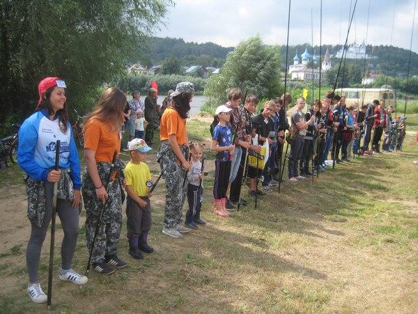 Гороховец, Клязьма, фестиваль, гороховецкая рыбалка 2016