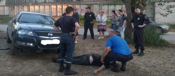 дтп, ковров, погиб пешеход