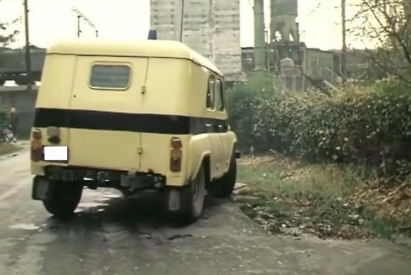 """Фото из кинофильма """"Колье Шарлотты"""", 1984 год"""