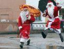 Прогноз погоды: Дедам Морозам в Новый год станет жарко