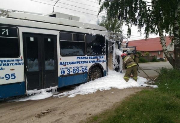 kovrov pogar trolleybus 10