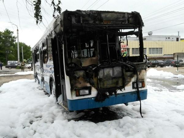 kovrov pogar trolleybus 8