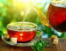 Почему не стоит пить чай после еды