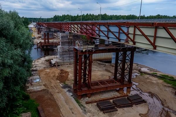 М-7,Клязьма,Пенкино,мост,Владимирская область