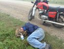 Угнал мотоцикл, чтобы доехать до магазина
