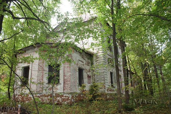 церковь, храм, Олтушево, Вязниковский район, церковь Спаса Преображения,
