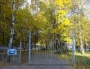 В летнем парке золотая осень