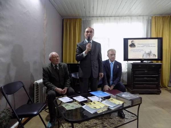 Гороховец,межрегиональная краеведческая конференция