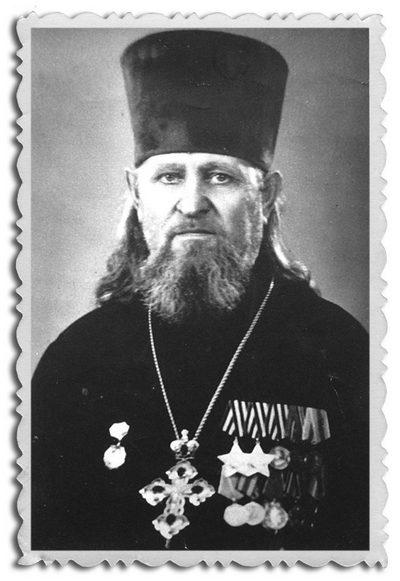 Иван Арсентьевич Соловьев,отец Иоанн,