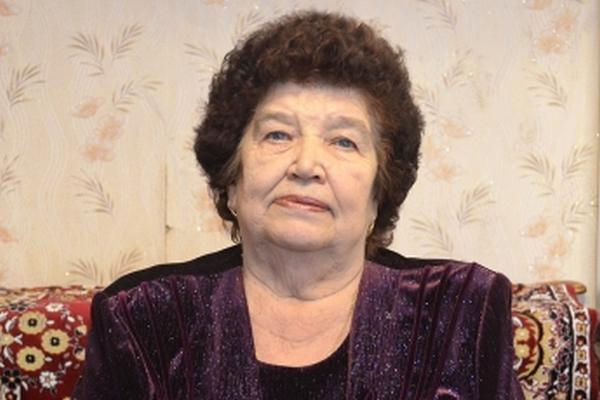 Бессуднова Фаина Васильевна,Вязники,Вязниковский хлебокомбинат,ветеран труда,ветеран Вязниковского хлебокомбината,