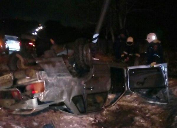 авария трасса,Боголюбово,Владимир,22 декабря 2017 года,