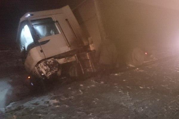ДТП,авария Александровский район,23 декабря 2017 года, 100 км автодороги Колокша-Верхние Дворики,