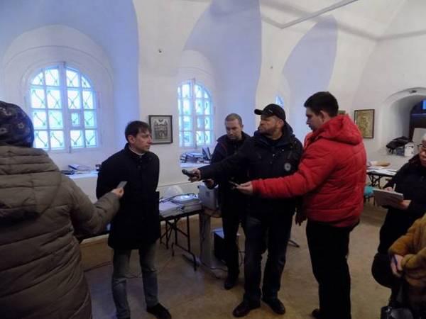 Владимирские проселки,5 декабря 2017 года,05.12.2017,Гороховец,визит журналистов,визит СМИ,Гороховецкий район,
