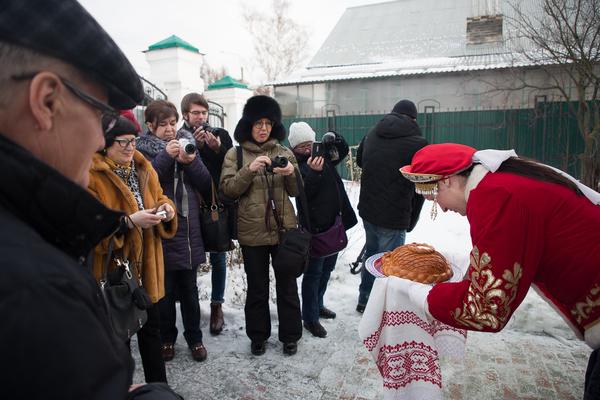декабрь 2017,Гороховец,подготовка к 850-летию,визит СМИ,пресс-тур,