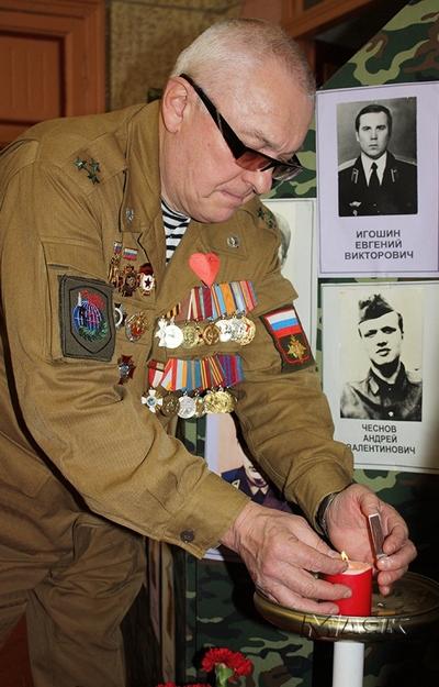 воины-интернационалисты,Вязники,центр дополнительного образования,день героев отечества,24 ноября 2017 года,24.11.2017,
