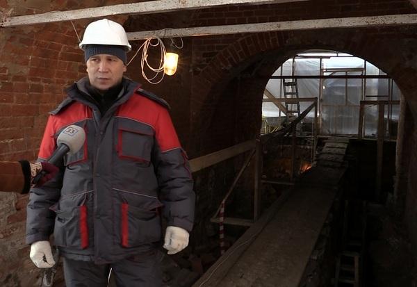 Гороховец,раскопки,Благовещенский собор,старший прораб Юрий Васильев,