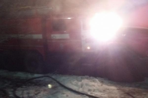 Сгорел в постели в новогоднюю ночь. На пожаре погиб мужчина