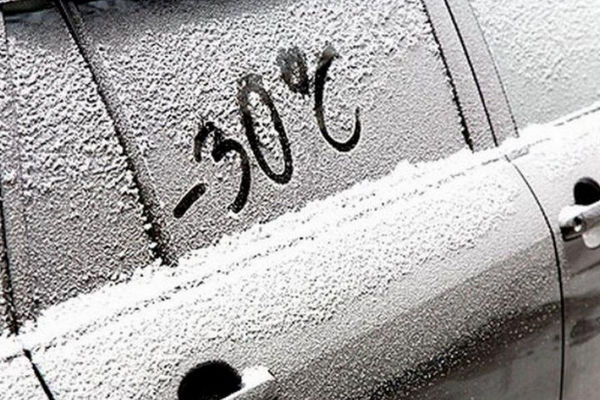 В субботу в регионе ожидаются морозы до минус 30