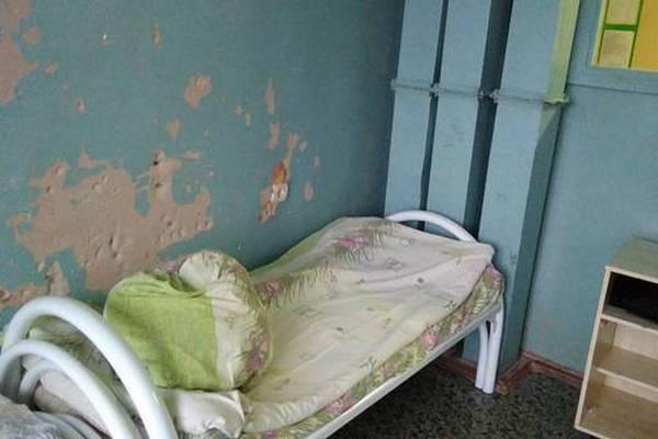 детское отделение Гороховецкой больницы,2018 год,Гороховец,Владимирская область,ужасы,