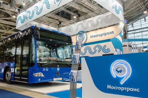 автобус,мосгортранс,