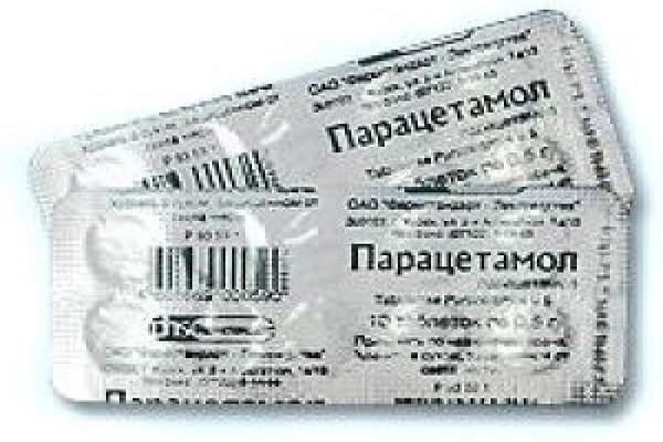 парацетамол,