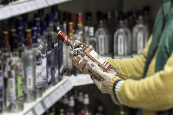 Установили новую минимальную цену на водку