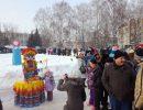 Вязники,18 февраля 2018 года,Масленица,гуляния,,праздник,ДК Спутник,