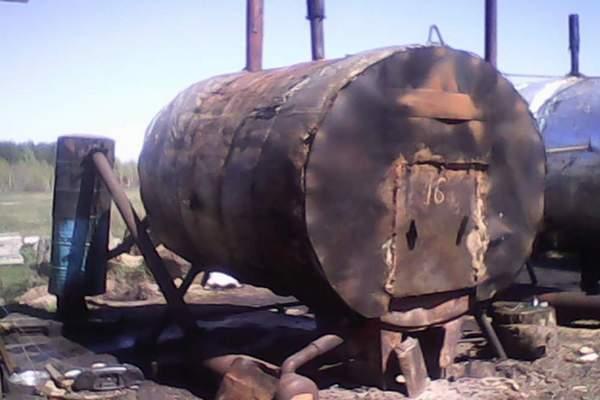 Прокуратура провела проверку законности производства древесного угля в Галкине