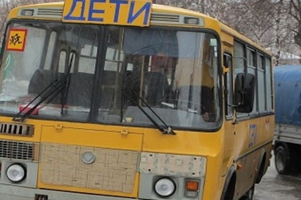 На автобусах, время эксплуатации которых превышает 10 лет, запретят перевозить детей