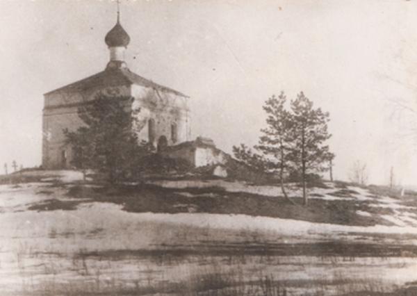 Сакральное место — церковь на Великом озере