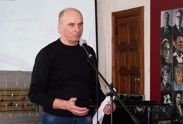 Поэтический марафон в городе Героев