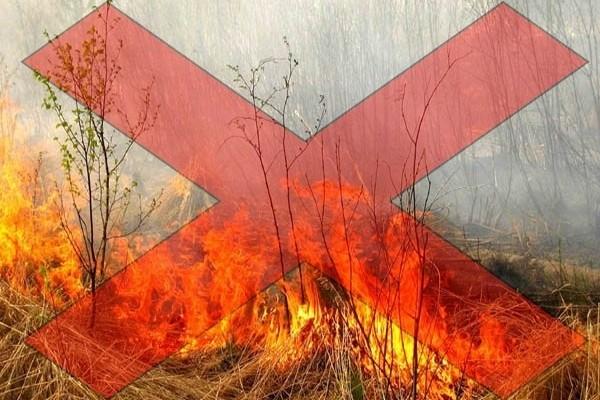 пожароопасный период,