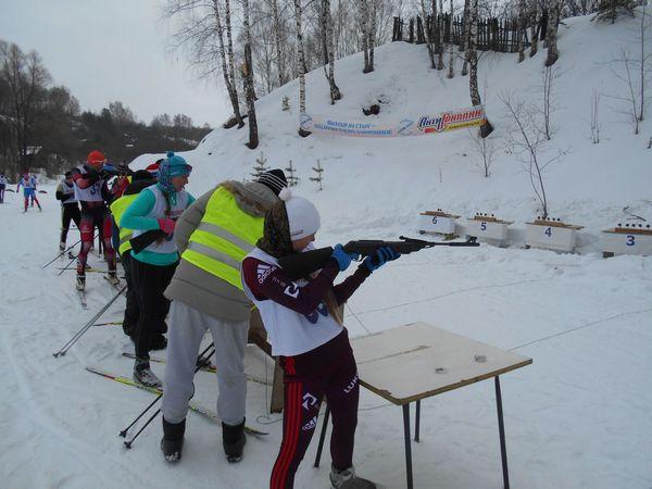 Вязники,биатлон,лыжная база, улица Муромская,