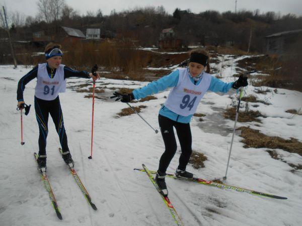 Последний в этом сезоне лыжный старт