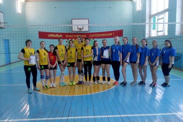 Вязниковский женский волейбол
