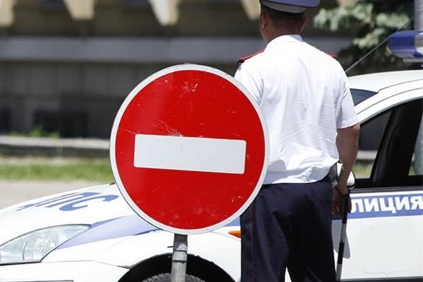 Ограничение движения в Гороховце на праздники