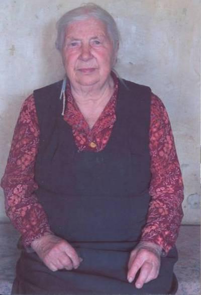 Александра Васильевна Кубасова,Гороховец