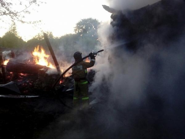 пожар,сгорел дом,деревня Быльцино,Гороховецкий район,Владимирская область,