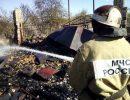 пожар,деревня Коурково,Вязниковский район,улица Школьная,