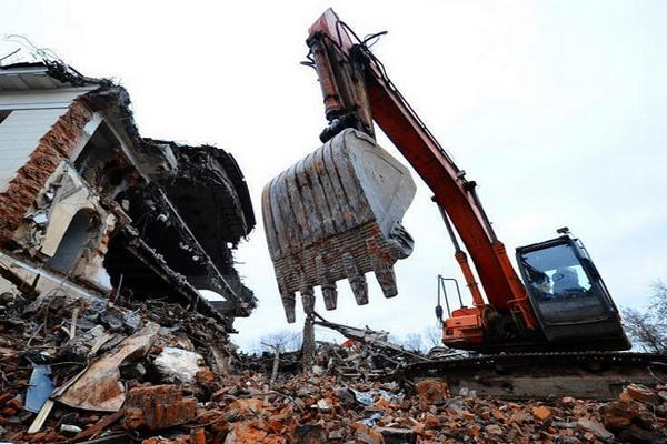 Чиновника осудили за уничтожение объекта культурного наследия и оштрафовали на 1 миллион рублей