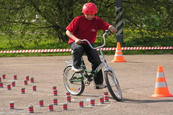 велосипед,сдача экзаменов,тест ПДД,велосипедист,